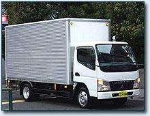 обучение езде на  грузовом автомобиле
